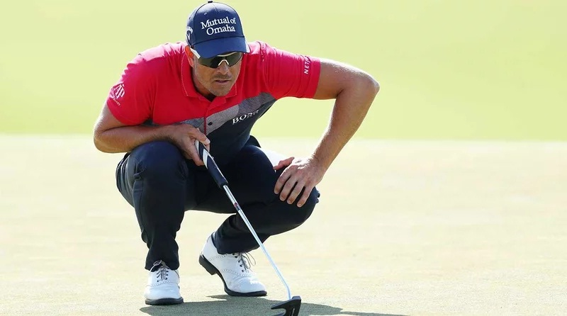 Elbow Injury Forces Henrik Stenson To Withdraw At Scottish